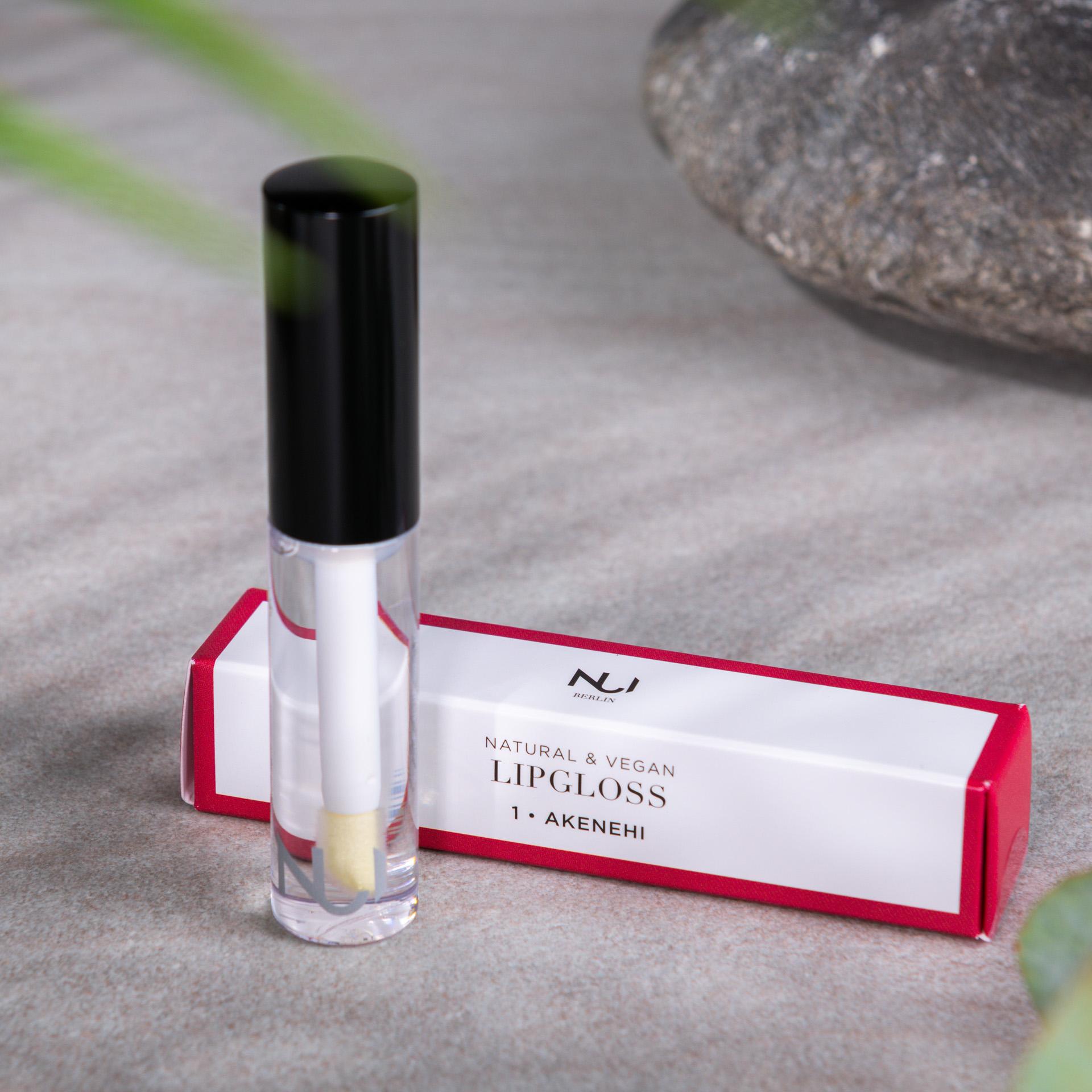 NUI Natural Lipgloss 1 AKENEHI