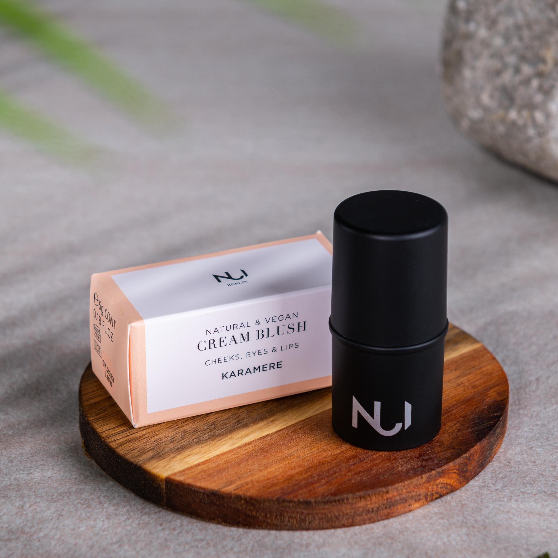 NUI Natural Cream Blush KARAMERE