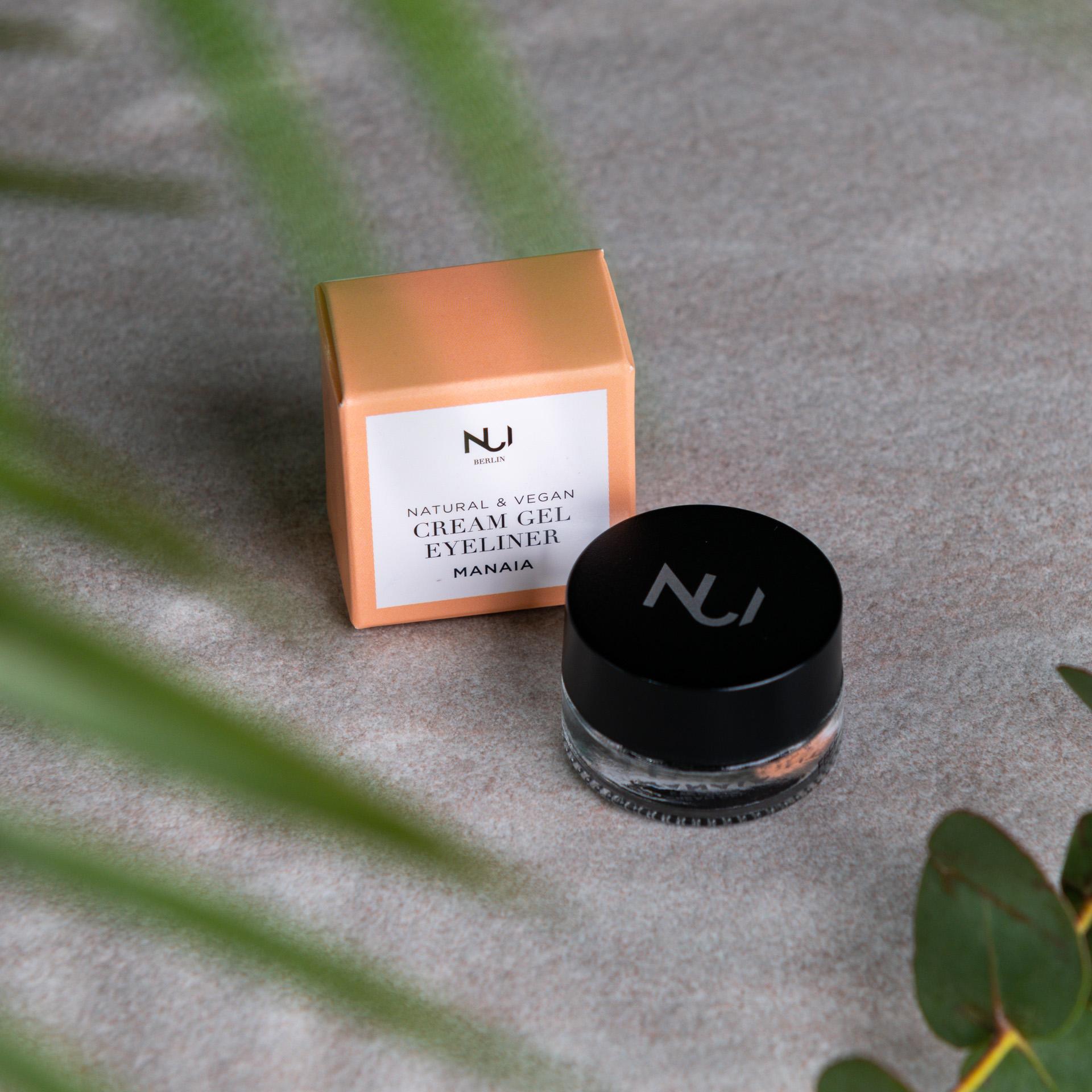 NUI Natural Cream Gel Eyeliner MANAIA