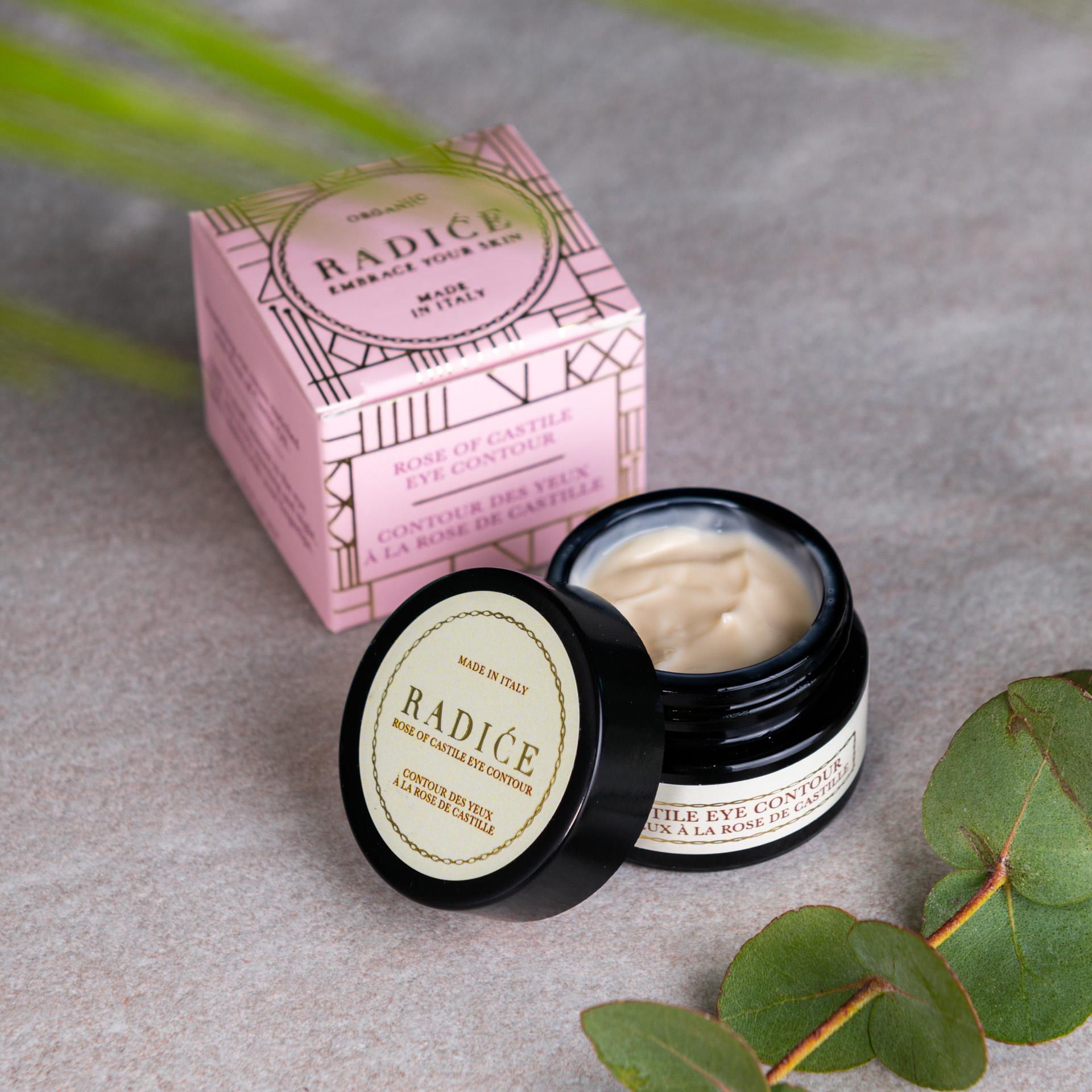 Rose Of Castile Eye Cream