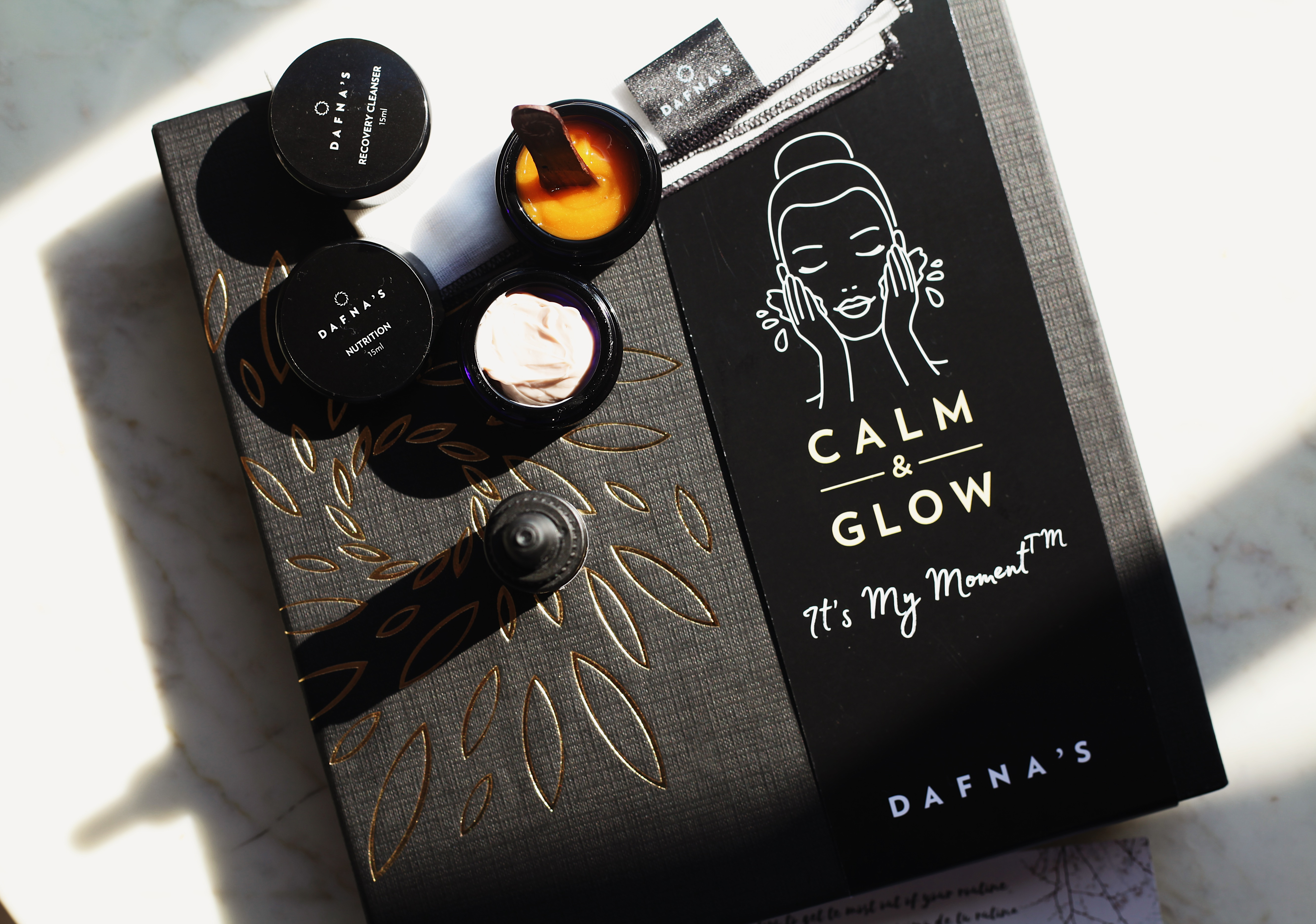 CALM&GLOW My Moment Box