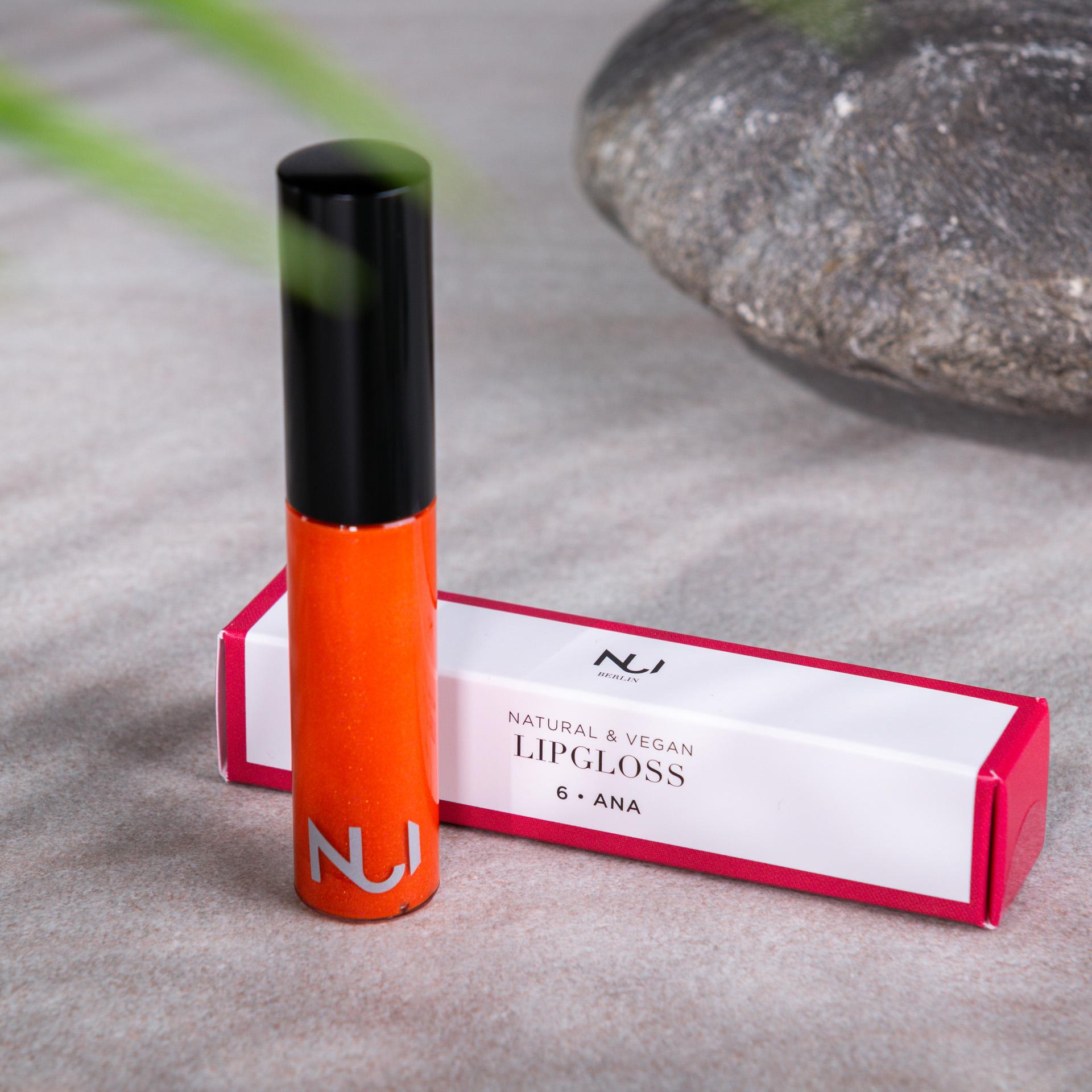 NUI Natural Lipgloss 6 ANA