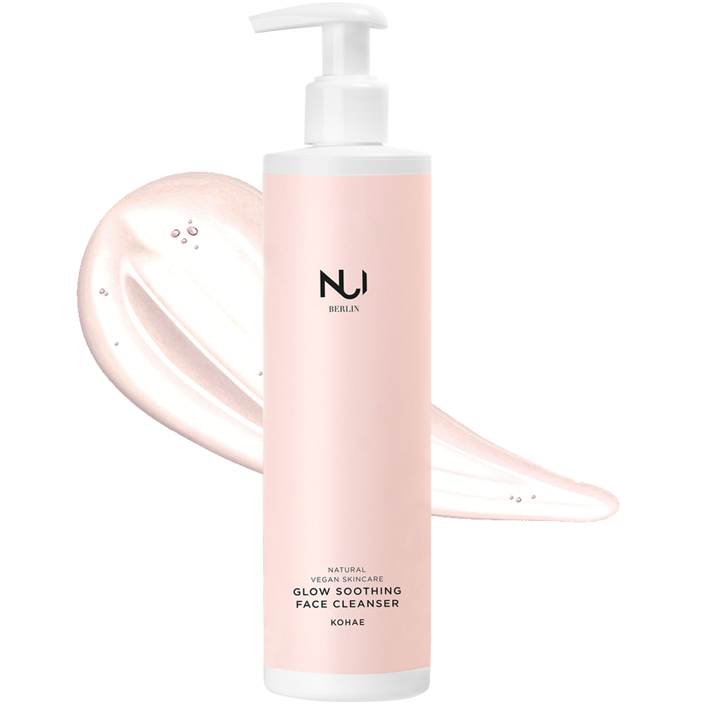 NUI Natural Glow Soothing Face Cleanser