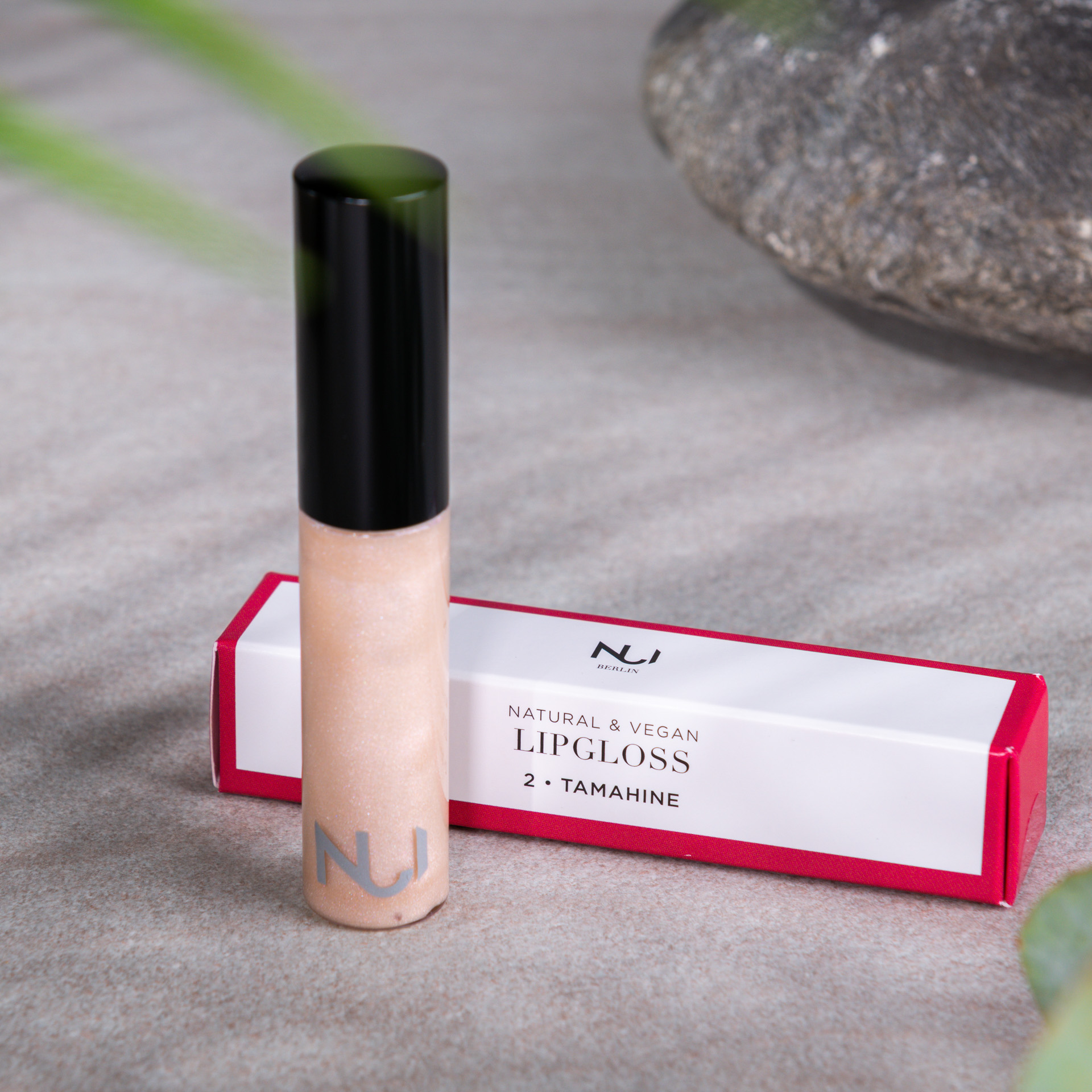 NUI Natural Lipgloss 2 TAMAHINE