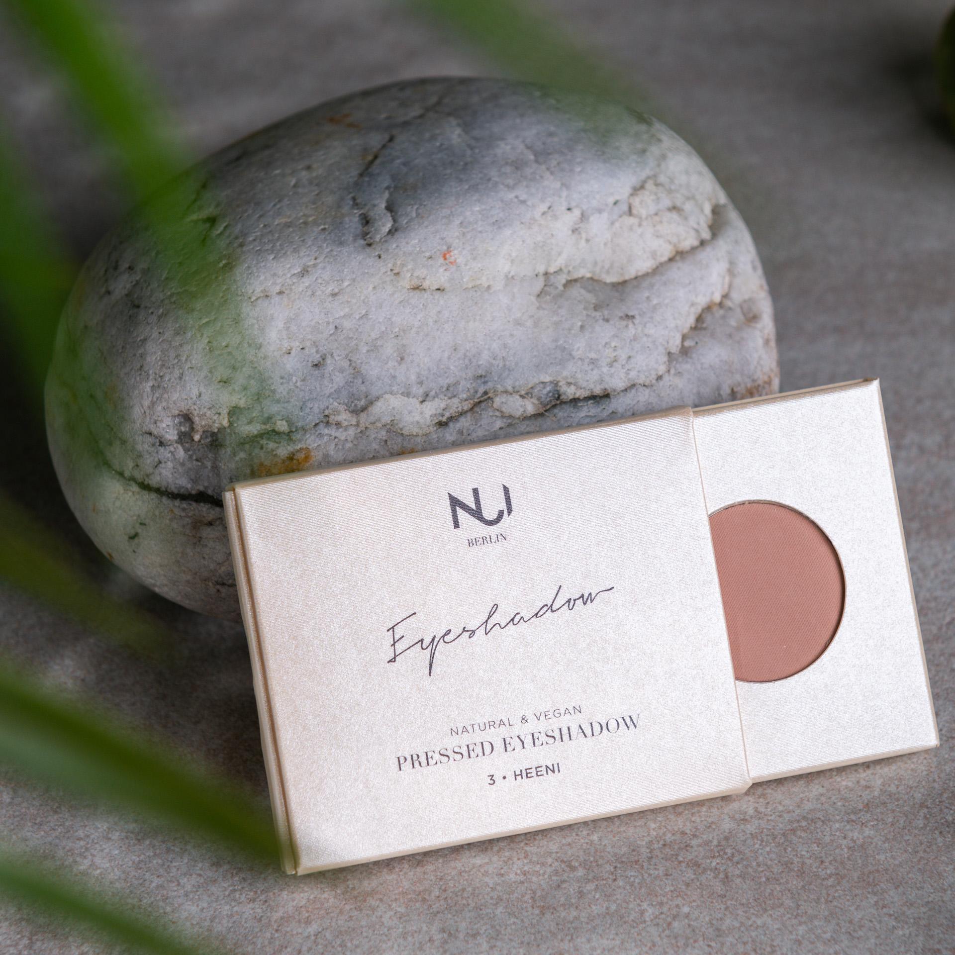 NUI Natural Pressed Eyeshadow 3 HEENI