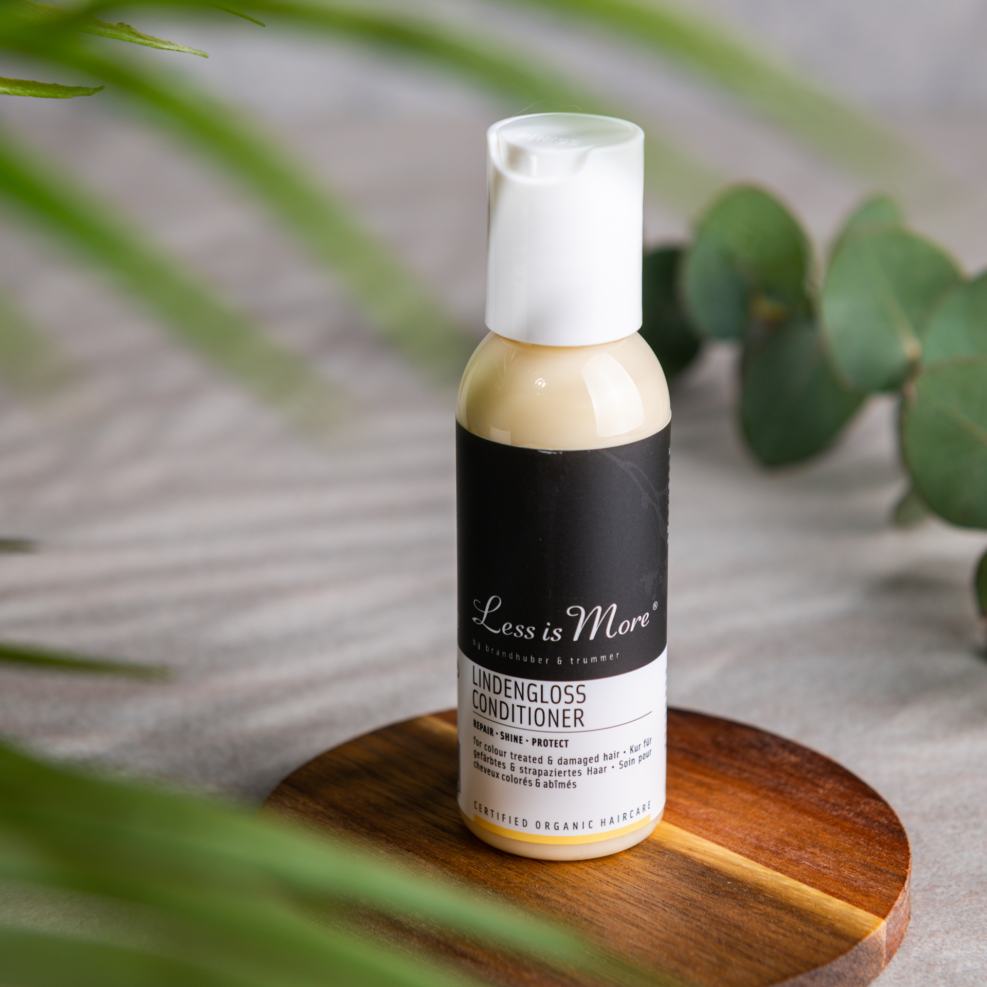 Lindengloss Conditioner Travel Size