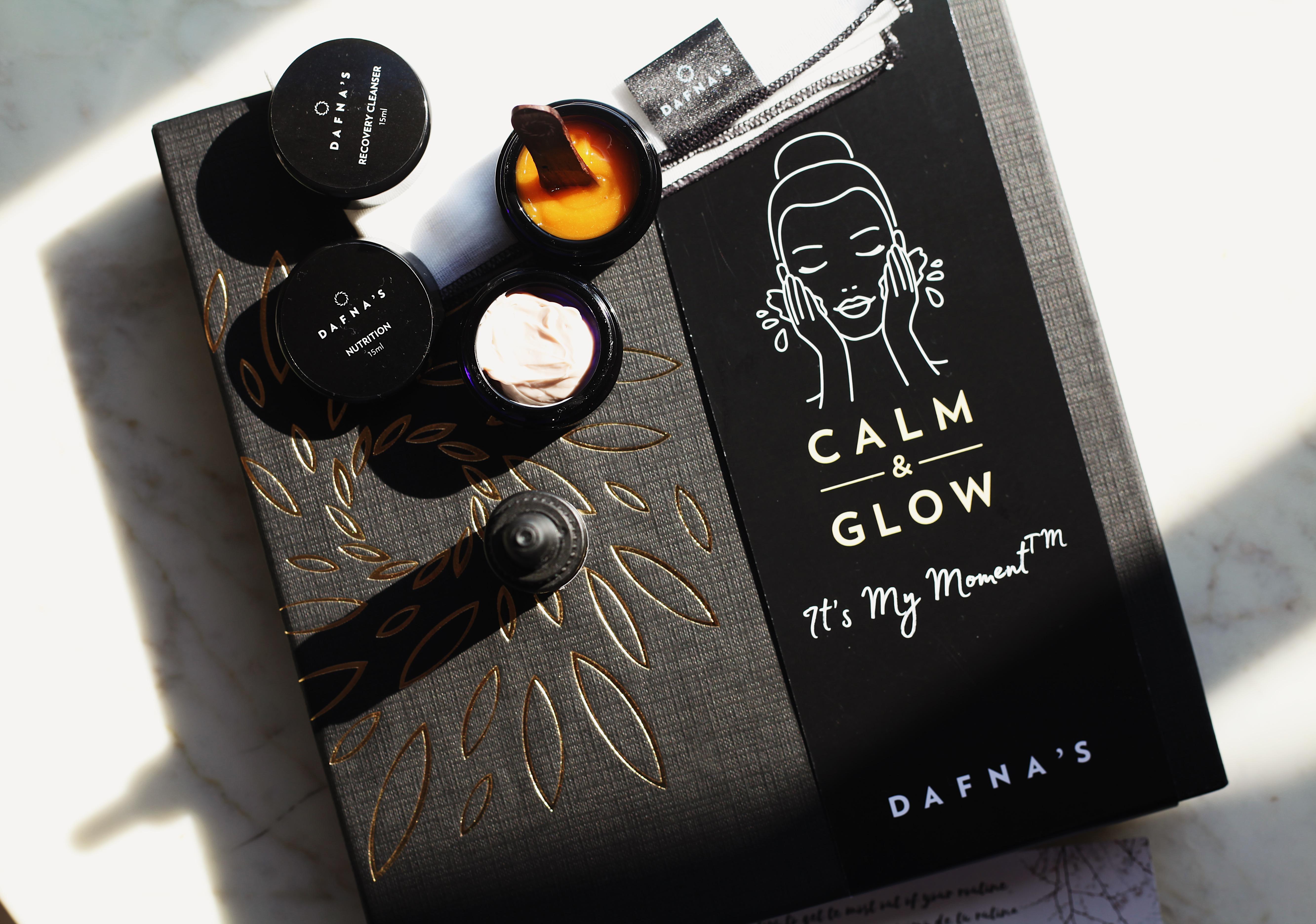 Calm & Glow My Moment Box