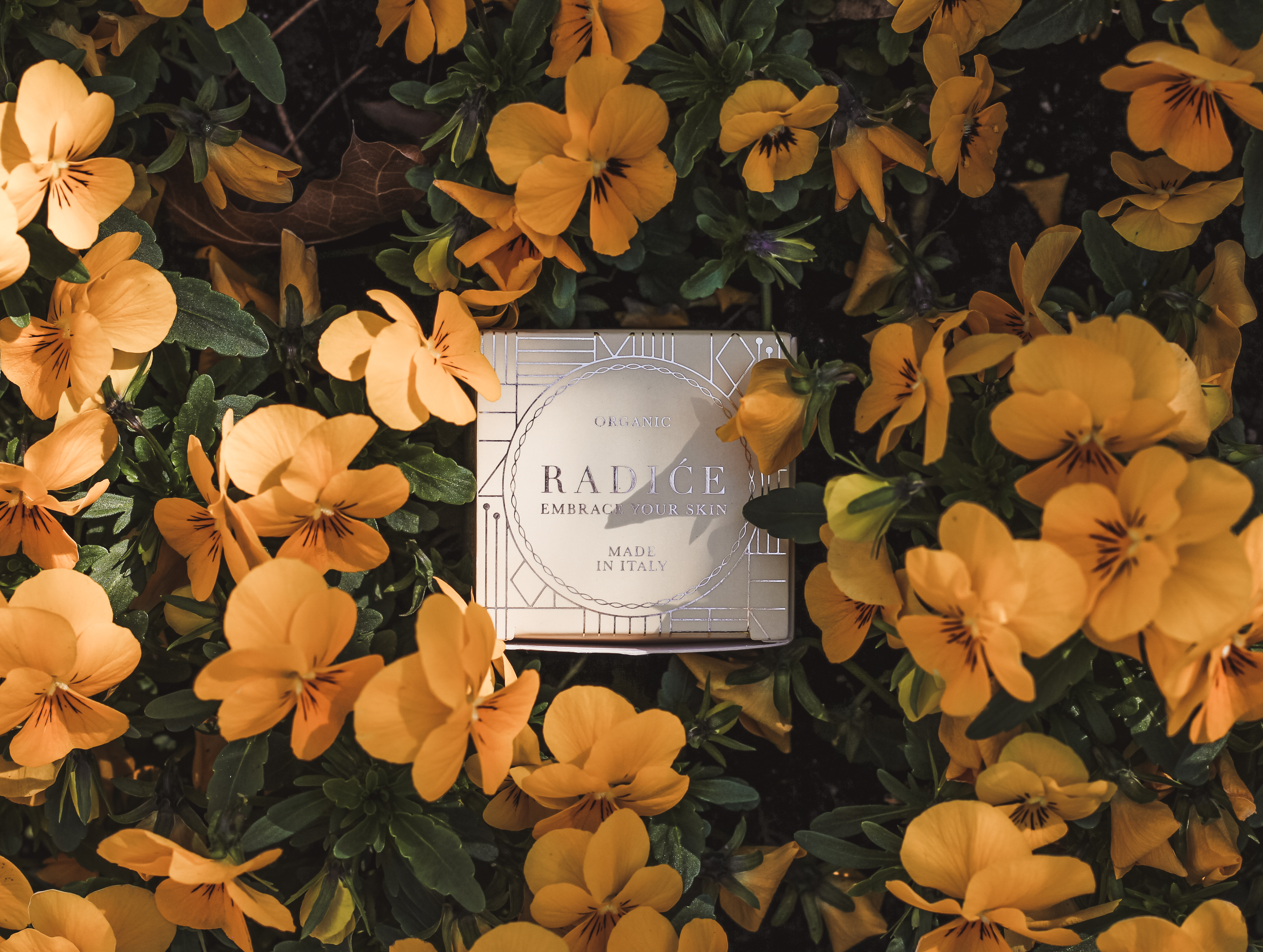 Orange Blossom Gel Mask