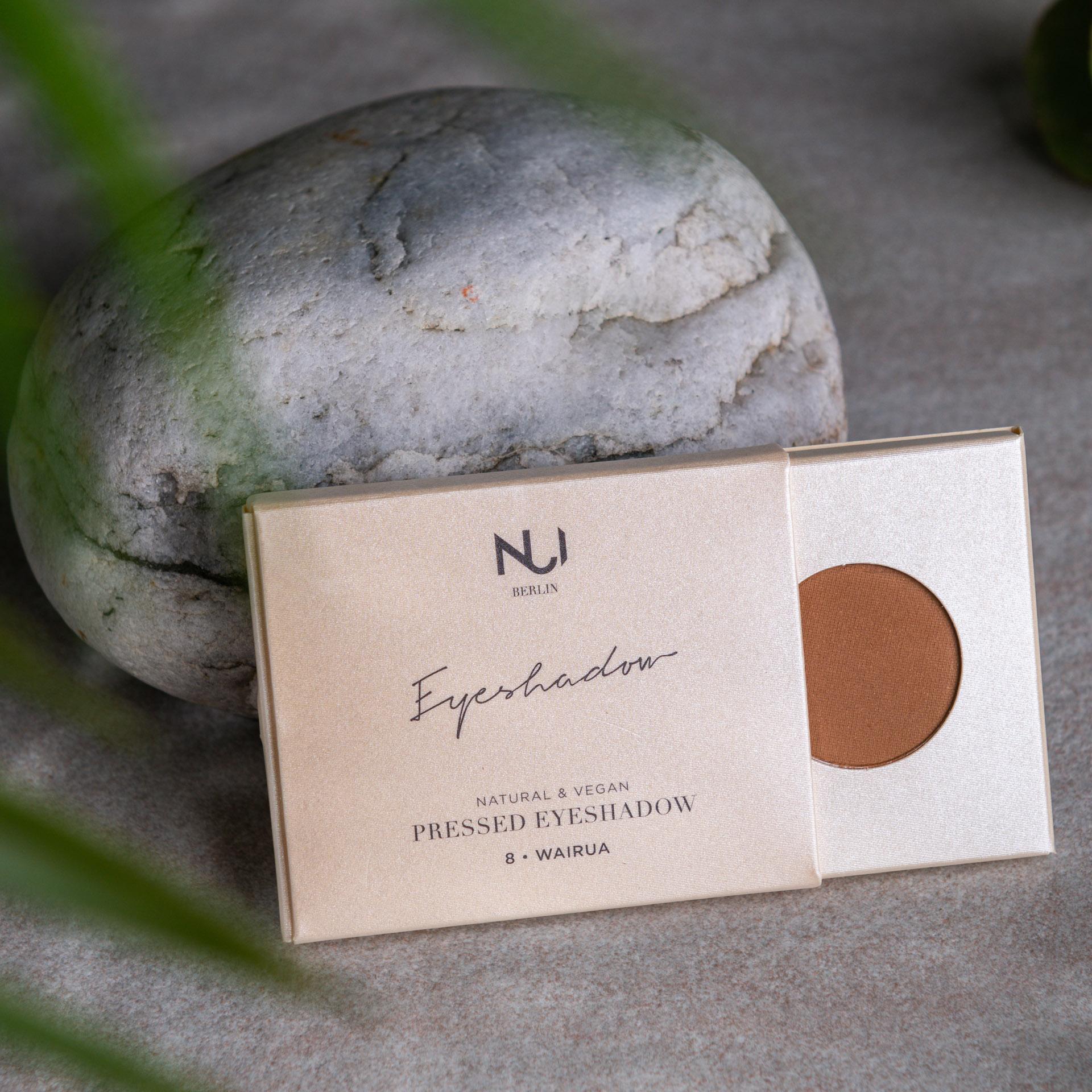 NUI Natural Pressed Eyeshadow 8 WAIRUA