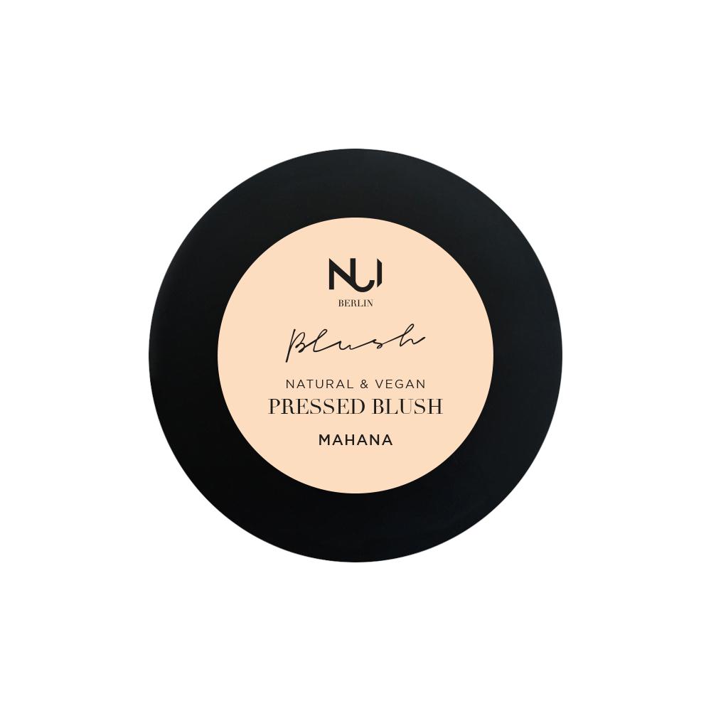NUI Natural Pressed Blush MAHANA