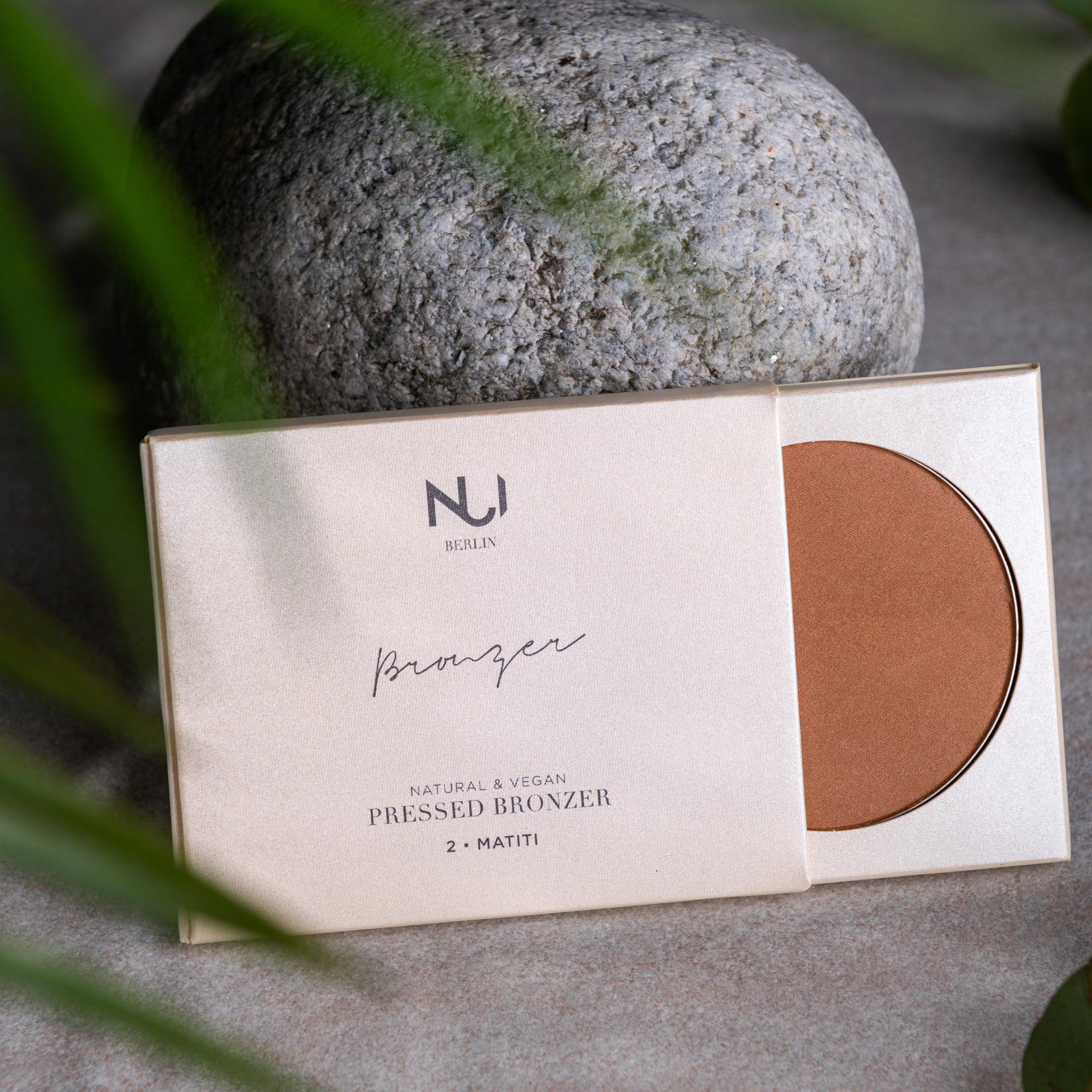 NUI Natural Pressed Bronzer MATITI