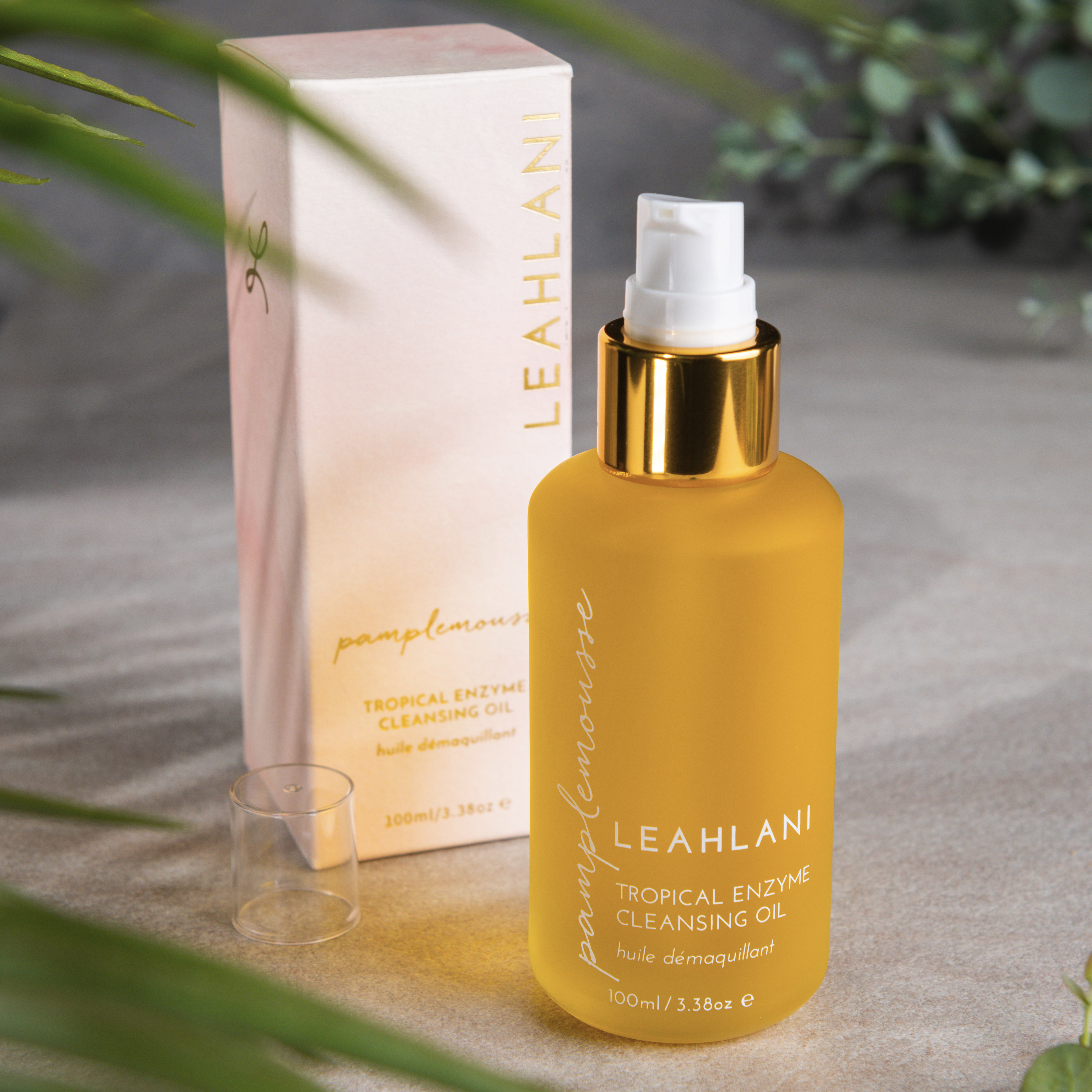 Pampelmousse Tropical Enzyme Cleansing Oil