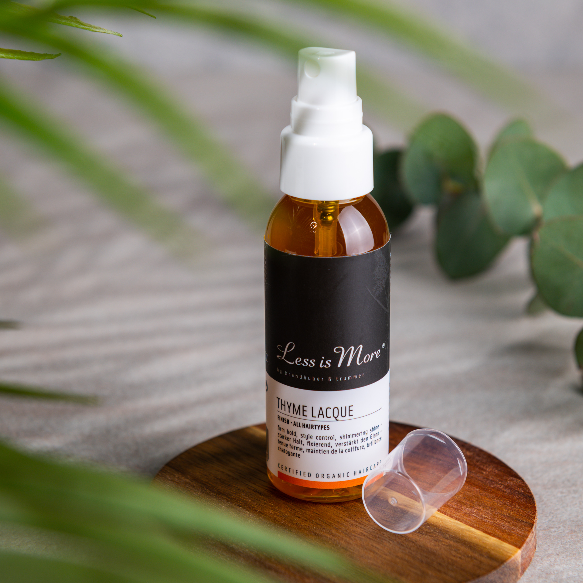Thyme Lacque Travel Size