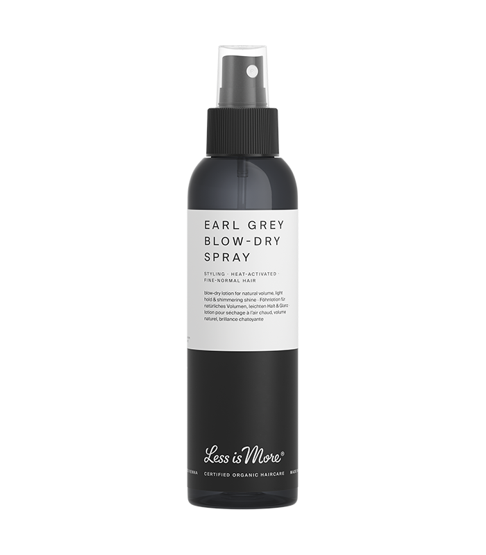 Earl Grey Blow-Dry Spray
