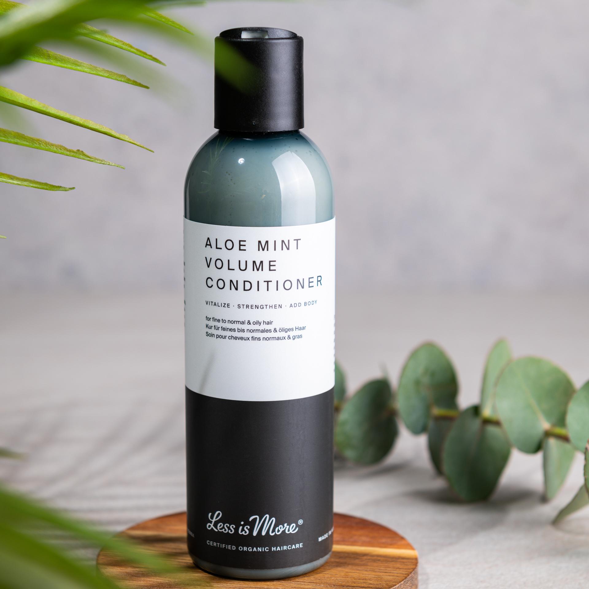 Aloe Mint Volume Conditioner
