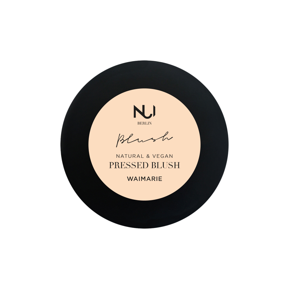 NUI Natural Pressed Blush WAIMARIE