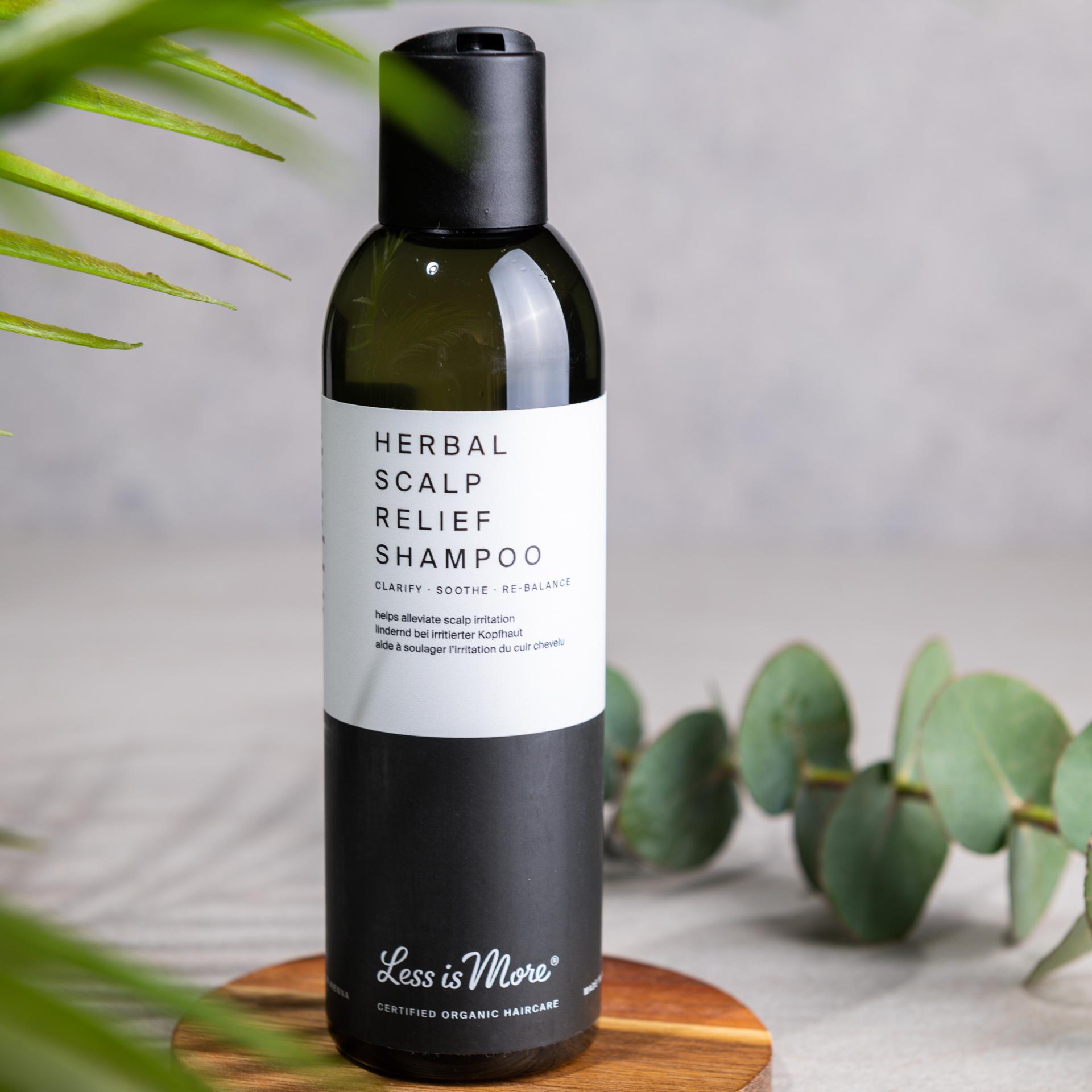 Herbal Scalp Relief Shampoo