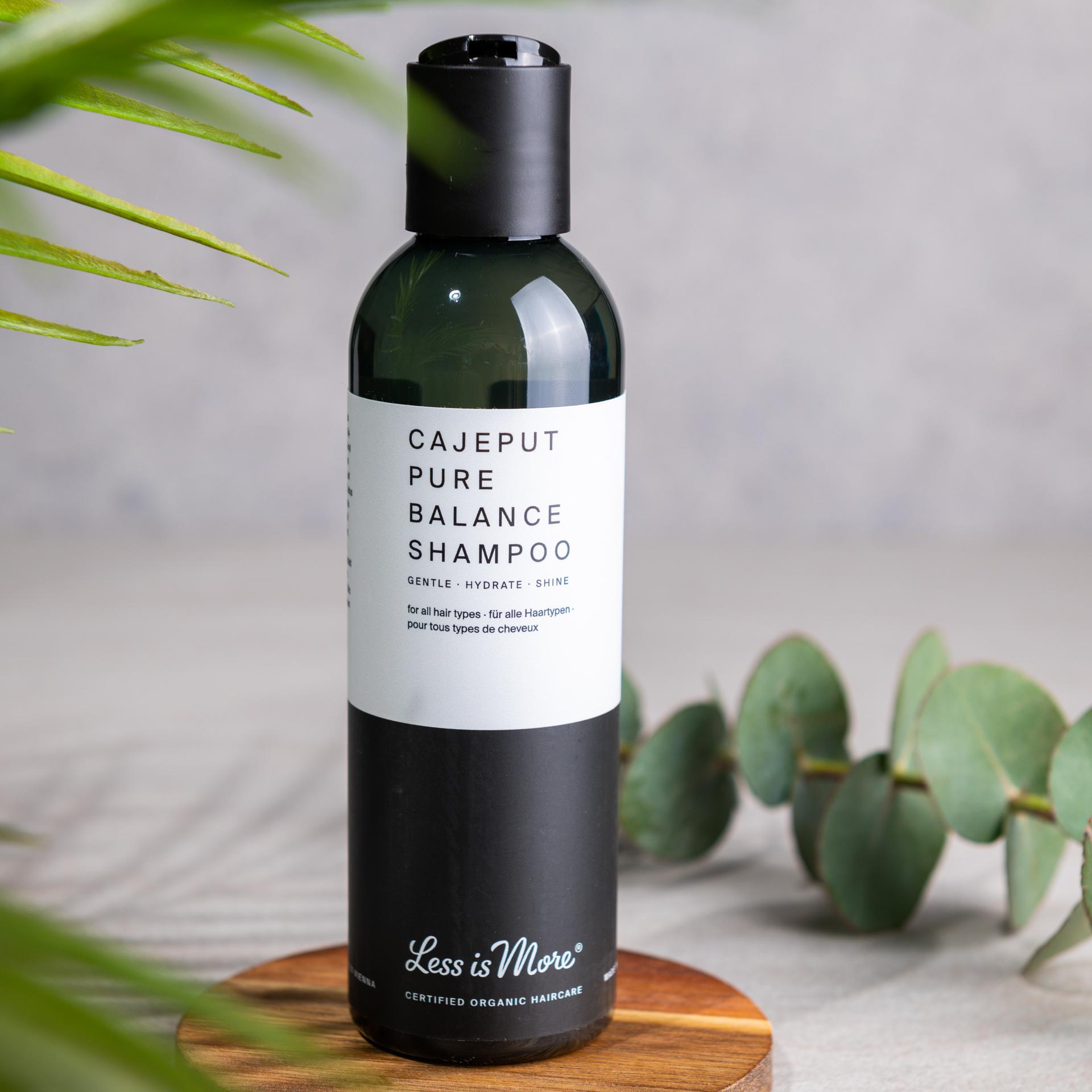 Cajeput Pure Balance Shampoo