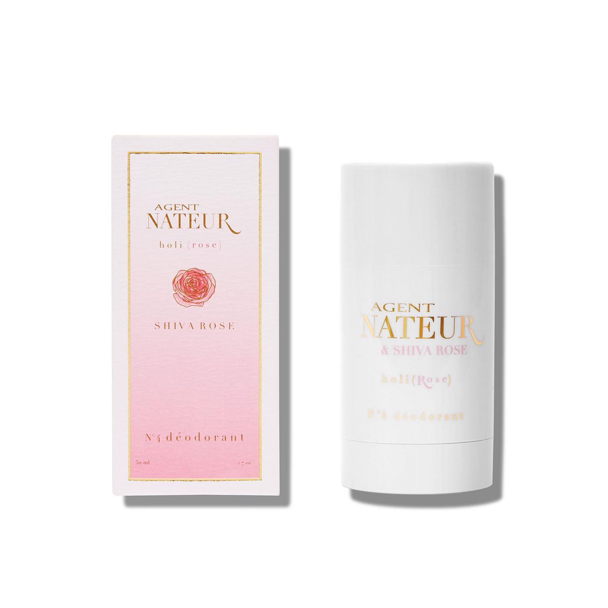 Holi (rose) N4 Deodorant
