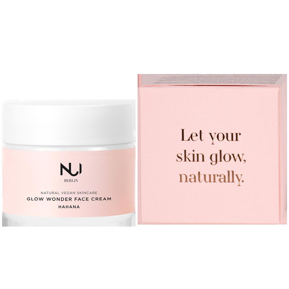 NUI Natural Glow Wonder Face Cream