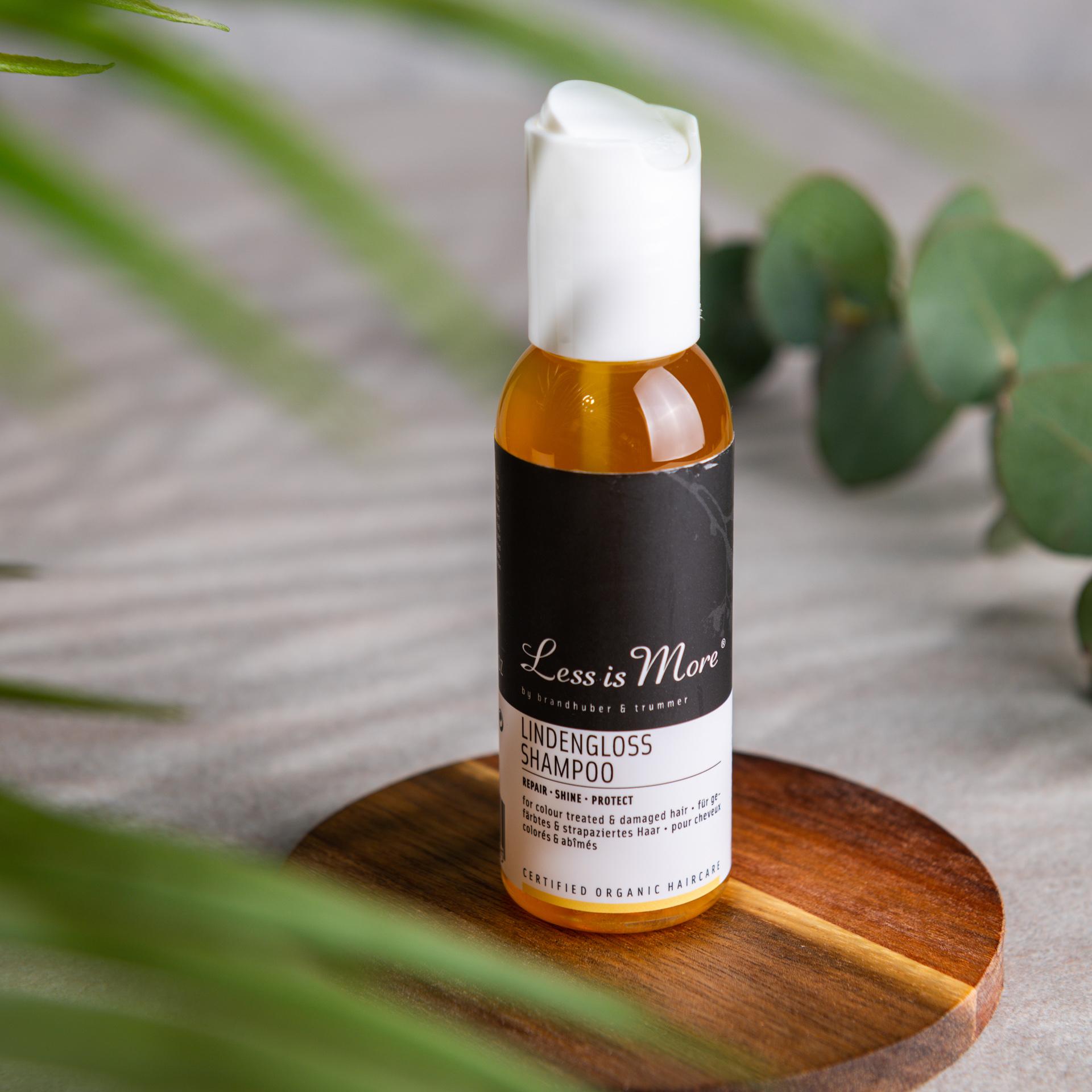 Lindengloss Shampoo Travel Size