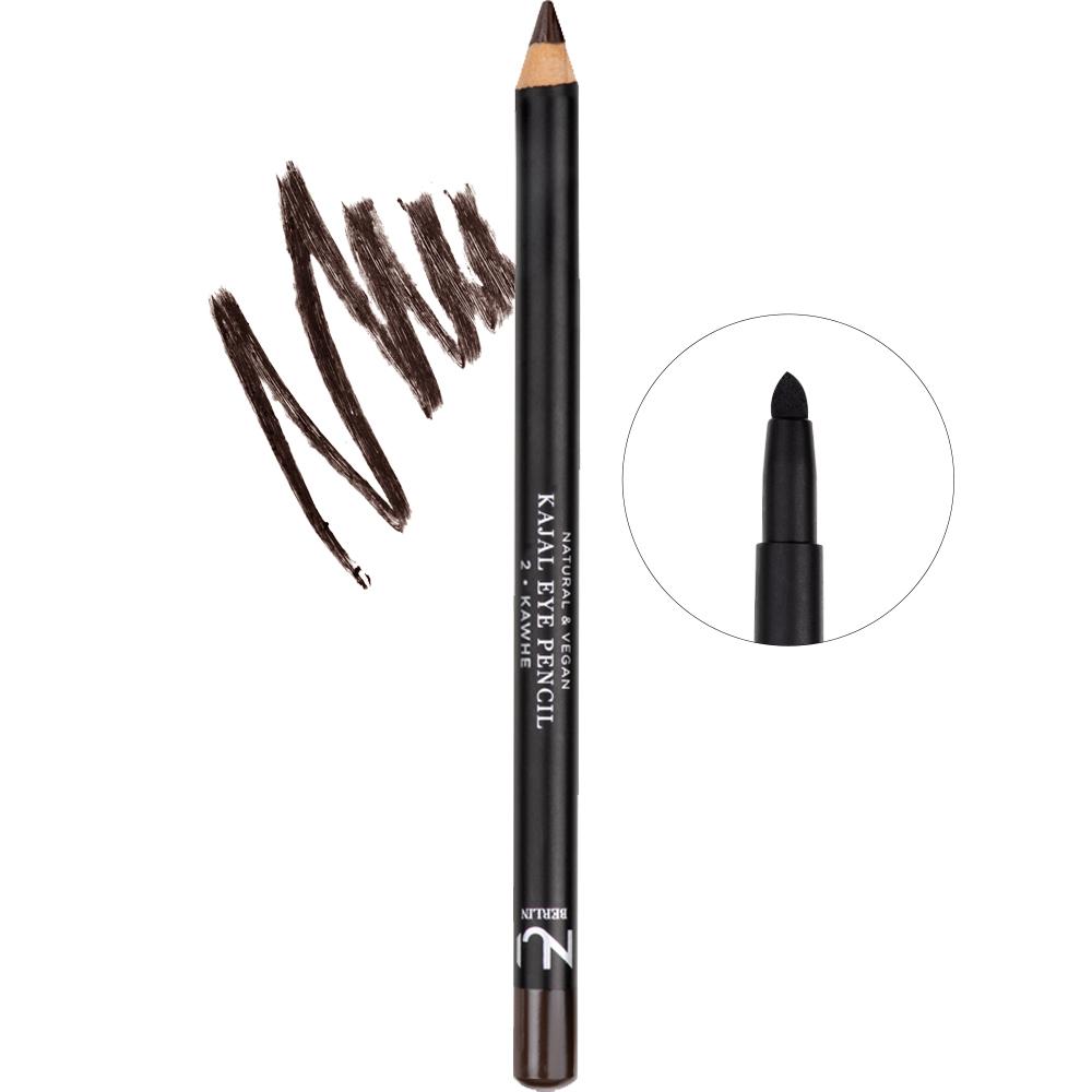 NUI Natural Kajal Eye Pencil KAWHE Brown