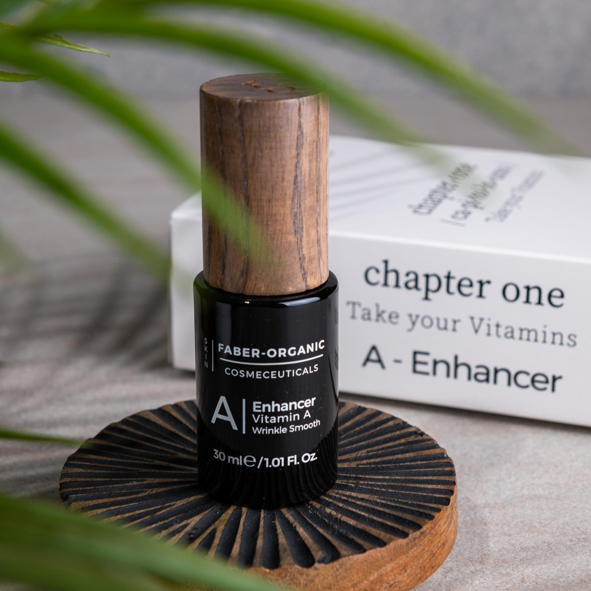A Enhancer - Vitamin A